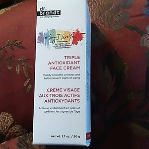 triple antioxidant face cream by dr.brandt